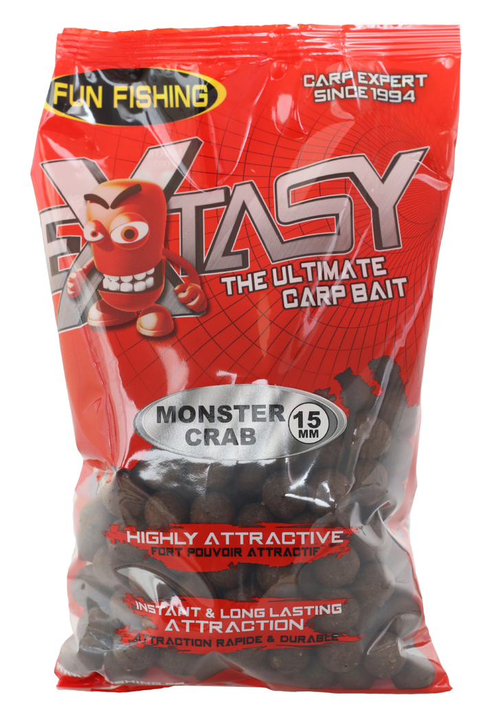 10278544 - Extasy - Bouillette Monster Crab 800g - 15mm