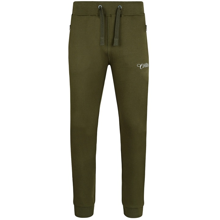 Green Joggers - Front
