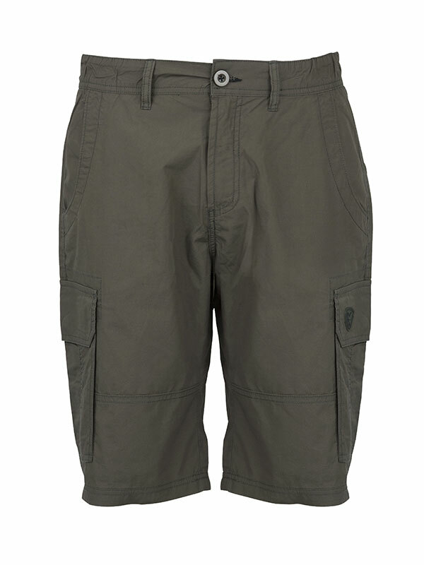khaki-cotton-shorts-front